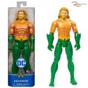 Brinquedo Sunny Aquaman Articulado 30cm +3a