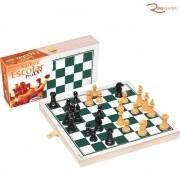Brinquedo Xalingo Jogo de Xadrez Escolar Maxi +7a