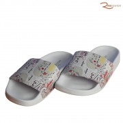 Chinelo World Colors Luz Kids Feminino Branco