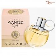 Eau de Parfum importado Azzaro Wanted Girl - 80ml