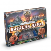 Jogo Batalha Naval Grow +8a