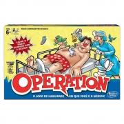 Jogo Operando Clássico Sam Hasbro +6a