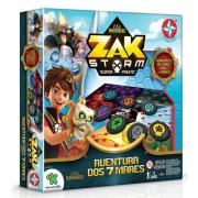 Jogo Zak Storm e a Aventura dos 7 Mares Estrela +5a