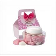 Kit Mini Sabonete Love Coração Kanitz Pink
