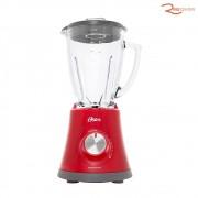 Liquidificador Super Chef Oster Vermelho de 8 Velocidades - 220V