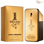 1 Million Paco Rabanne Eau de Toilette - 50ml