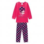 Pijama Longo Friends Kyly Pink