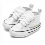 Tenis All Star Taylor First Branco