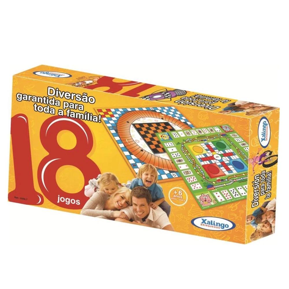 18 Jogos Xalingo +8a