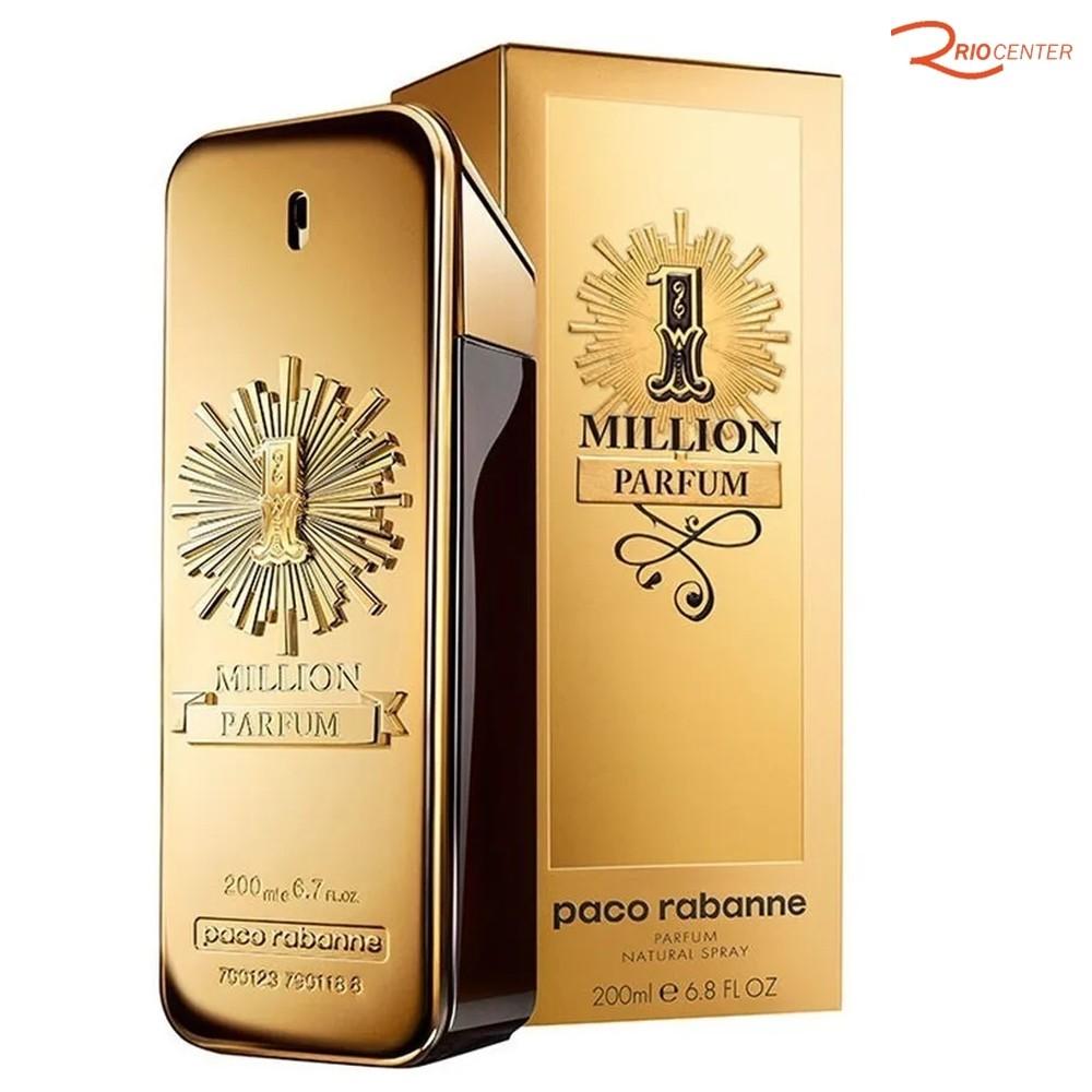 Eau de Parfum One Million Parfum Paco Rabanne  - 200ml