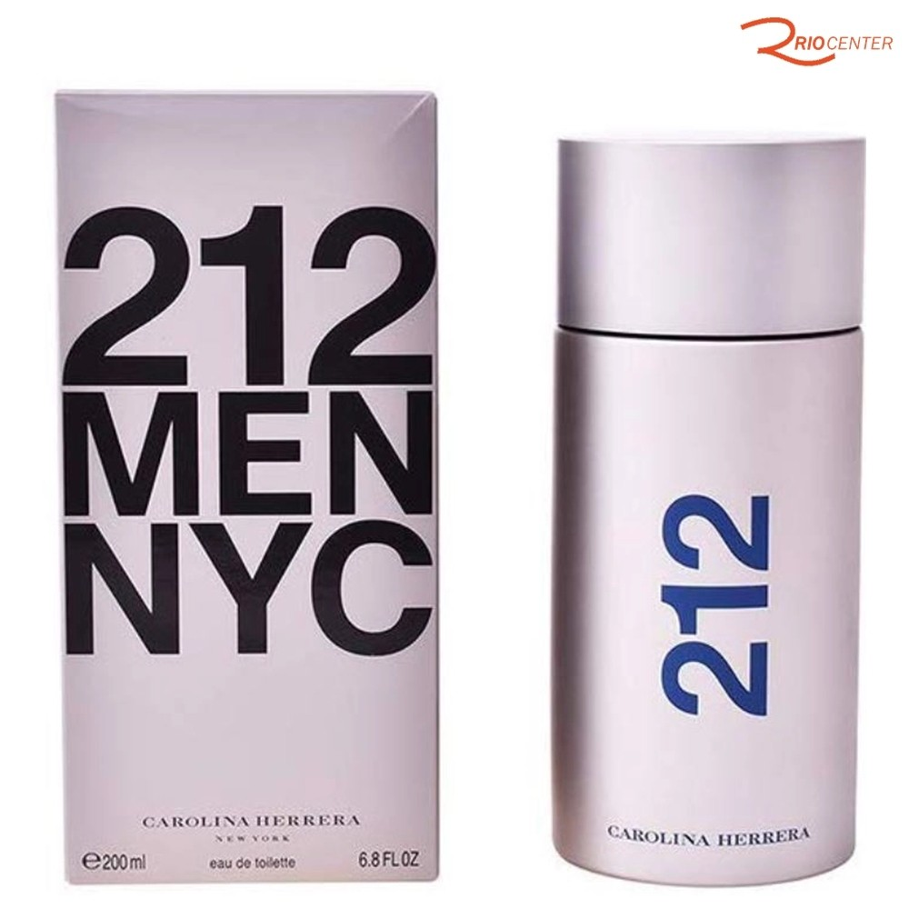 212 Men NYC Carolina H. Eau de Toilette - 200ml