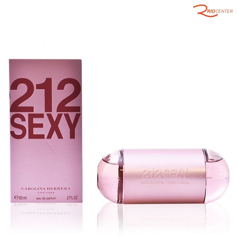 212 Sexy Carolina H. Eau de Parfum - 60ml