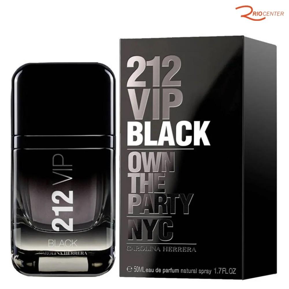 212 Vip Black Carolina H. Eau de Parfum - 50ml