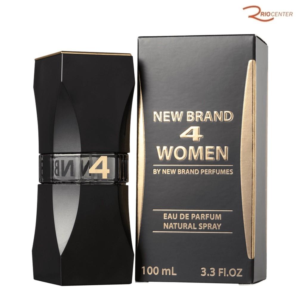 4 Women New Brand Eau de Parfum 100ml