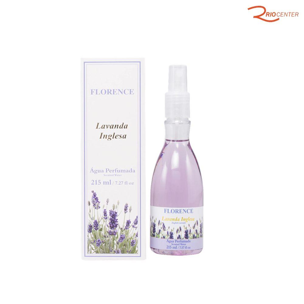 Água Perfumada Lavanda Inglesa Florence - 215ml
