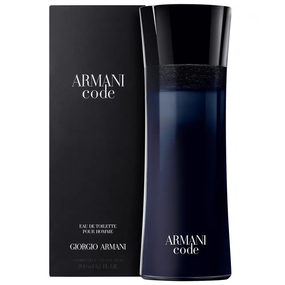 Armani Code Pour Homme Giorgio Armani Eau de Toilette - 200ml