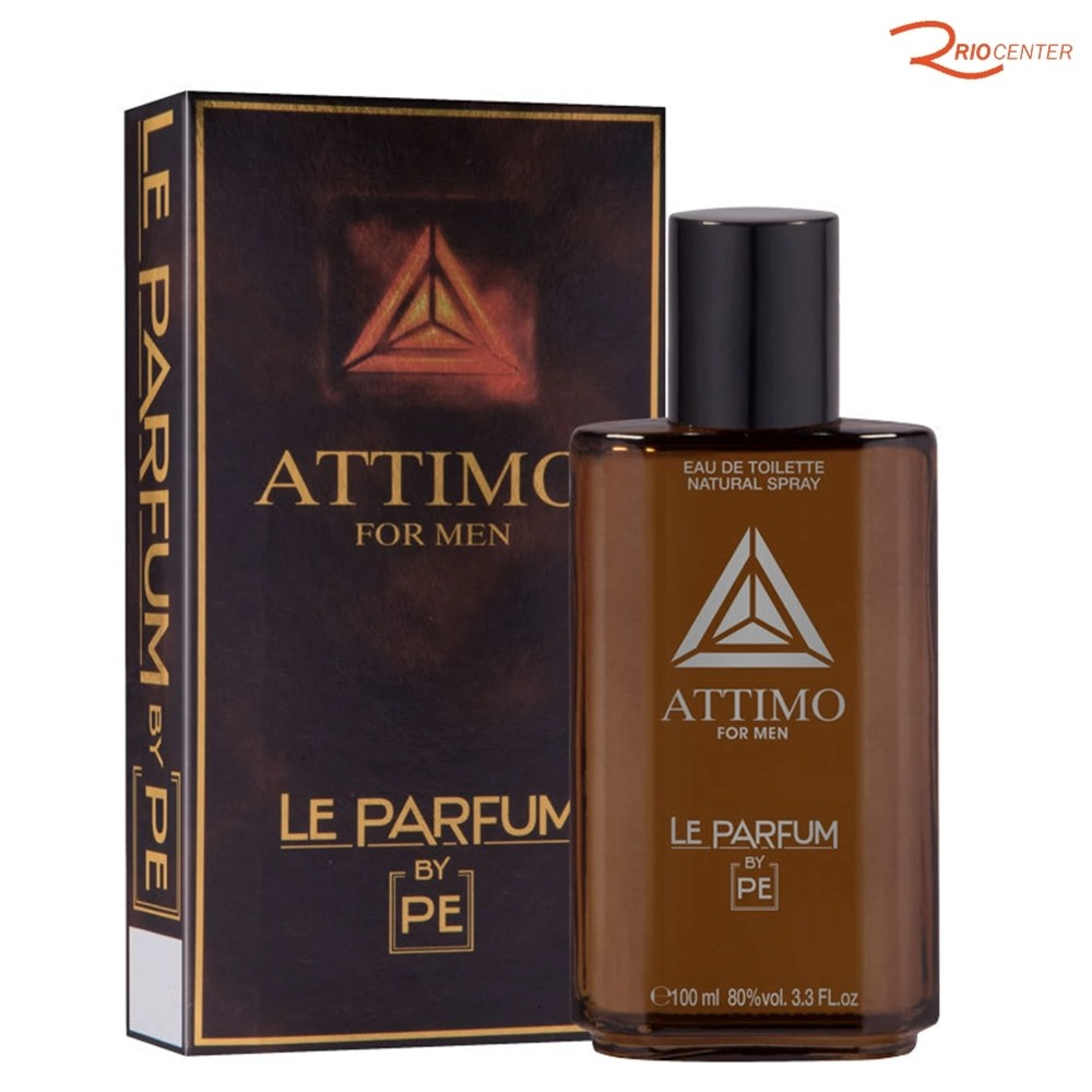 Attimo Paris Elysees Eau de Toilette - 100ml