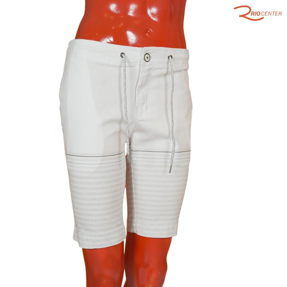 Bermuda Masculina Sakapraia Sport Tecido Liso Walkshort