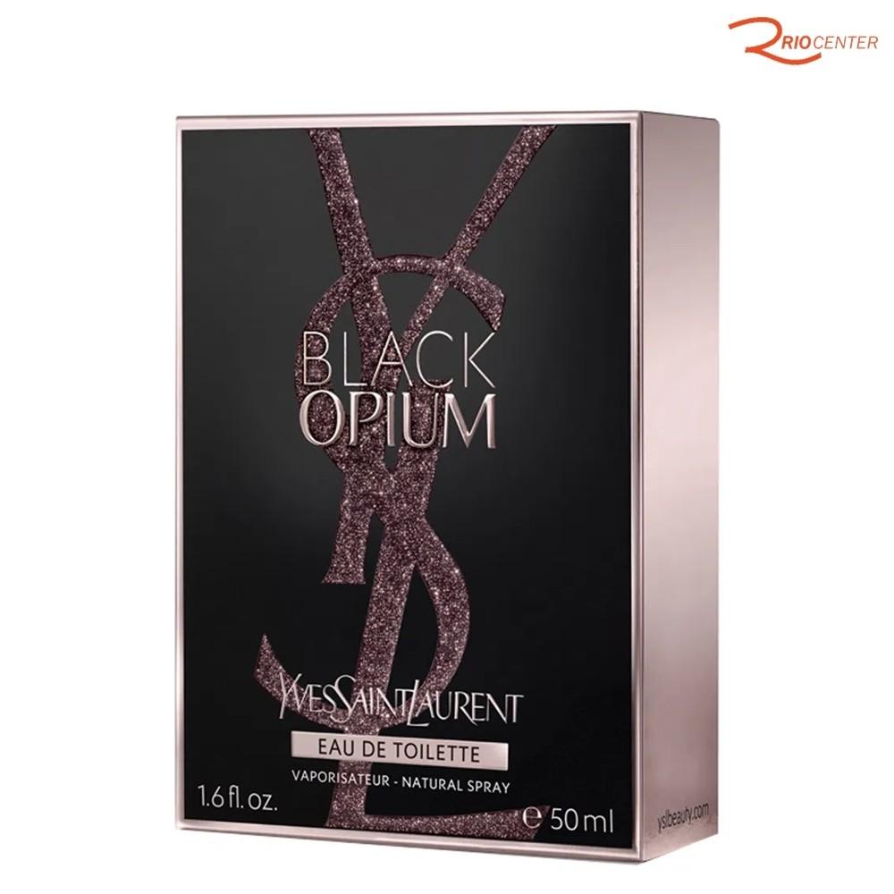 Black Opium Glow Yves Saint Laurent Eau de Toilette - 50ml