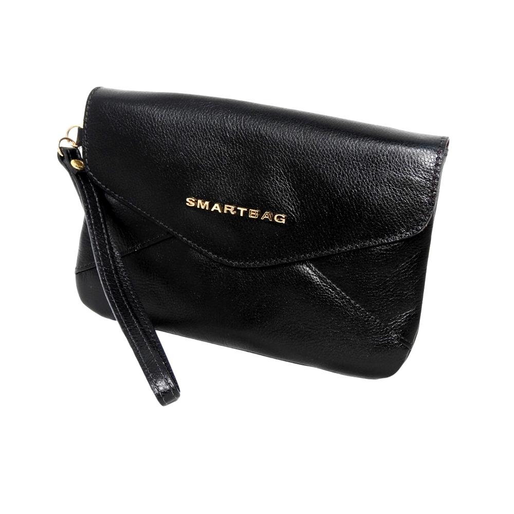 Bolsa de Mão Monaco Smartbag Preta