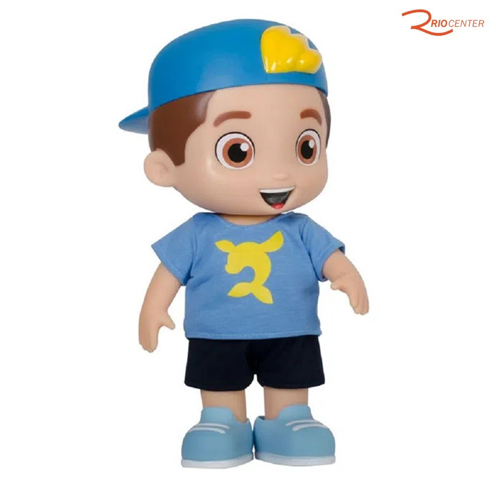 Boneco Luccas Neto Frases Brinquedos Rosita +3a