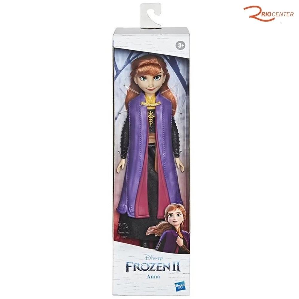Brinquedo Boneca Hasbro Anna Frozen +3a
