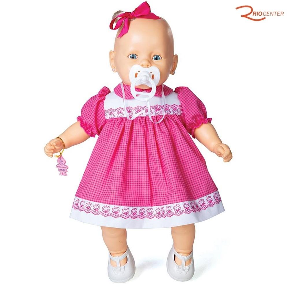 Brinquedo Boneca Nenezinho +3a