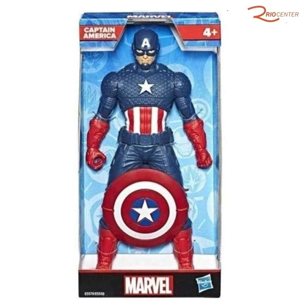 Brinquedo Boneco Hasbro  Capitão America Vingadores +4a