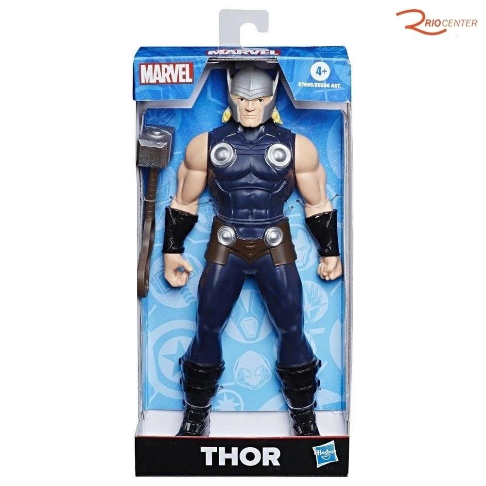 Brinquedo Boneco Hasbro Thor Vingadores +4a