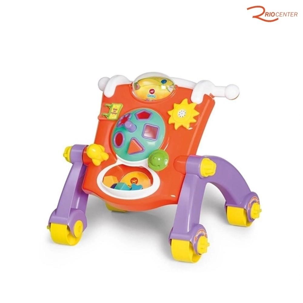 Brinquedo Calesita Andador Didático +9m
