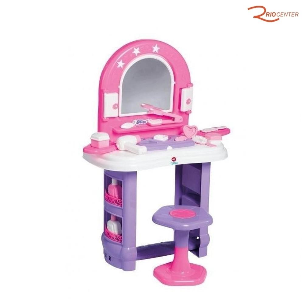 Brinquedo Calesita Miss Glamour +3a