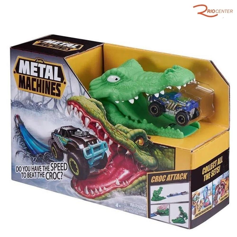 Metal Machines Pista Croc Attack Candide +4a