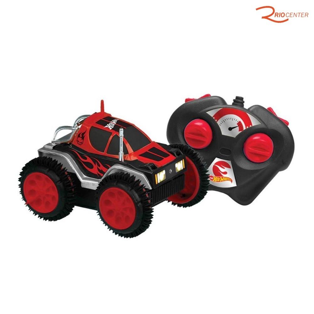 Brinquedo Candide Veículo Hot Wheels Turbo Tumbling +4a