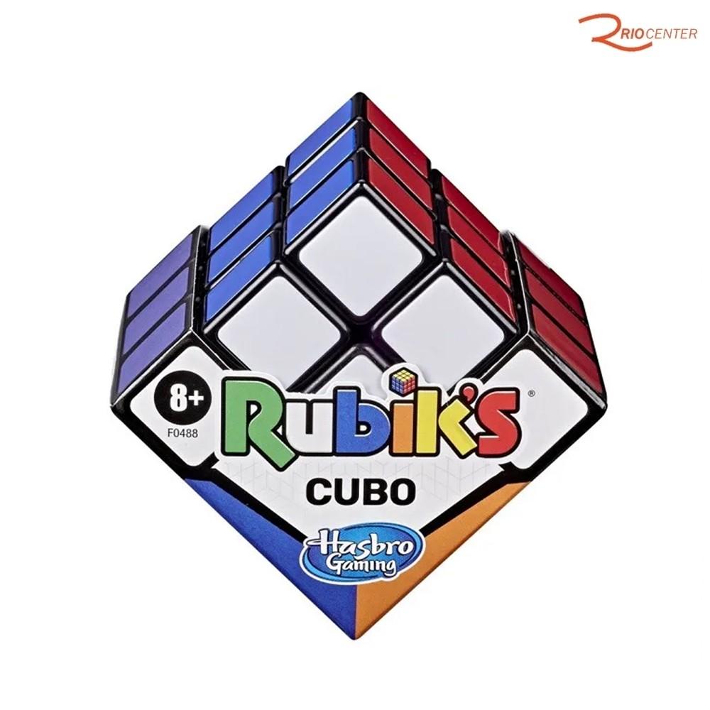 Cubo Mágico Rubiks Hasbro +8a
