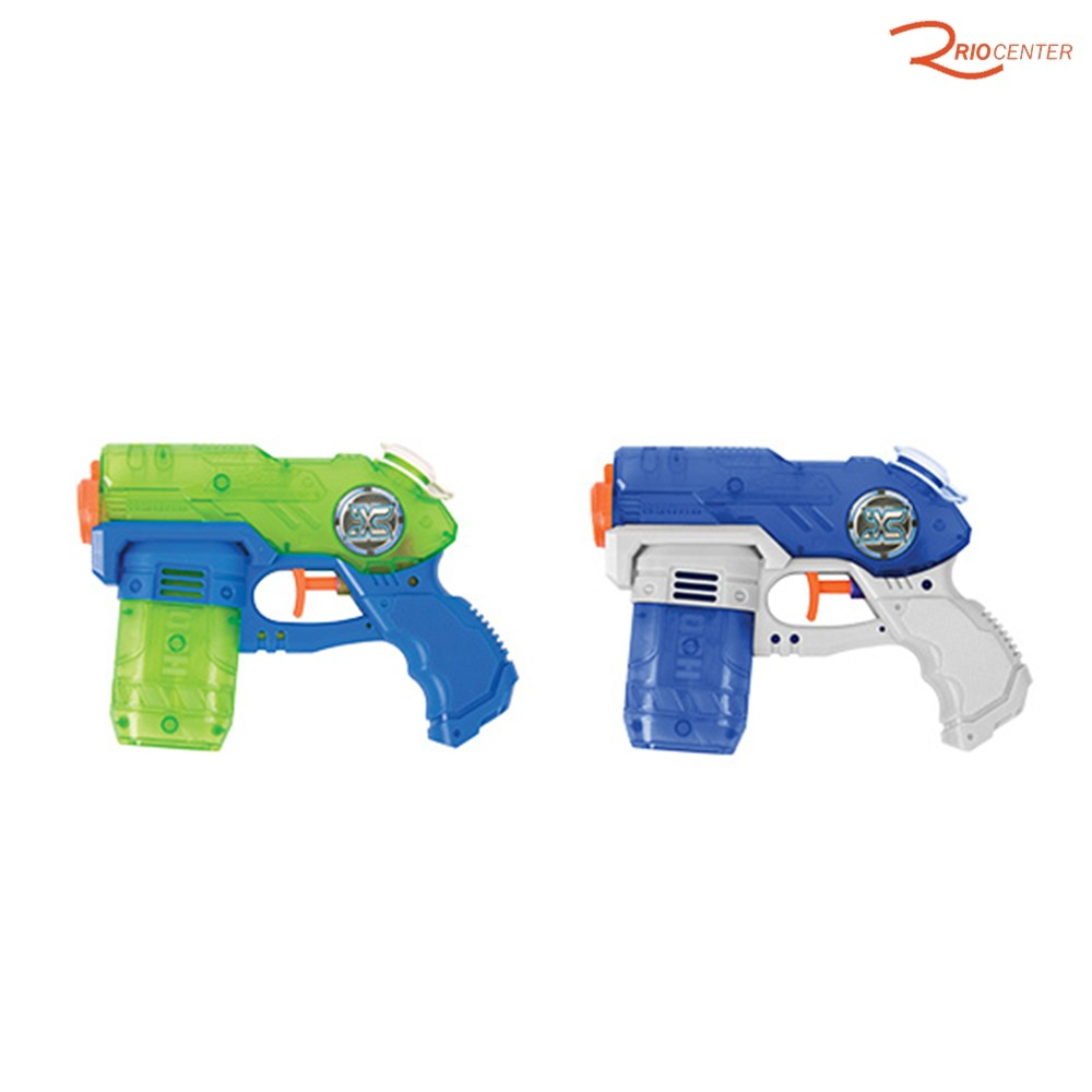 Brinquedo Lançador de Água Candide X-Short 2X Maremoto +8a