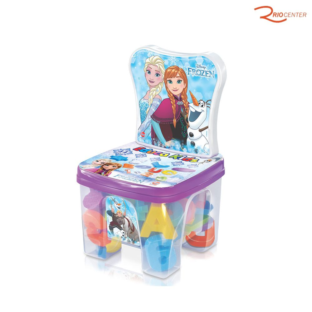 Brinquedo Líder Cadeira Educa Kids Frozen +3a