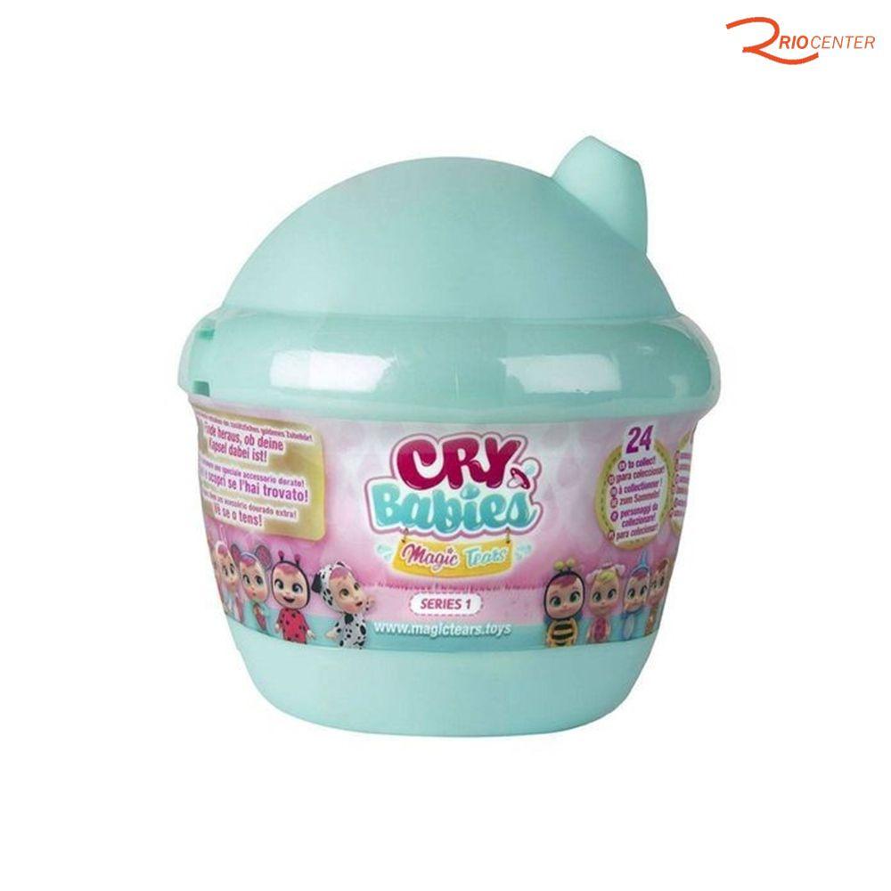 Brinquedo Multikids Cry Babies Magic Tears +3a