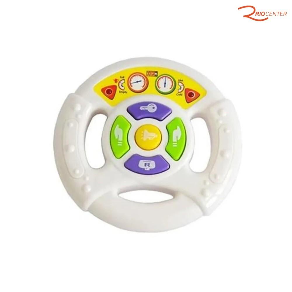 Brinquedo Multkids Baby Meu Primeiro Brinquedo Volante Interativo +6m