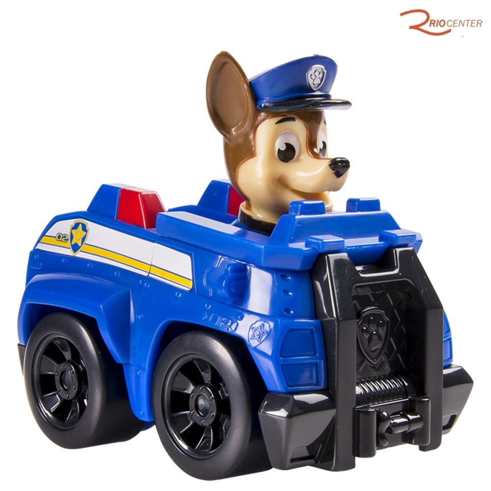 Brinquedo Sunny Carrinho Chase Patrulha Canina +3a
