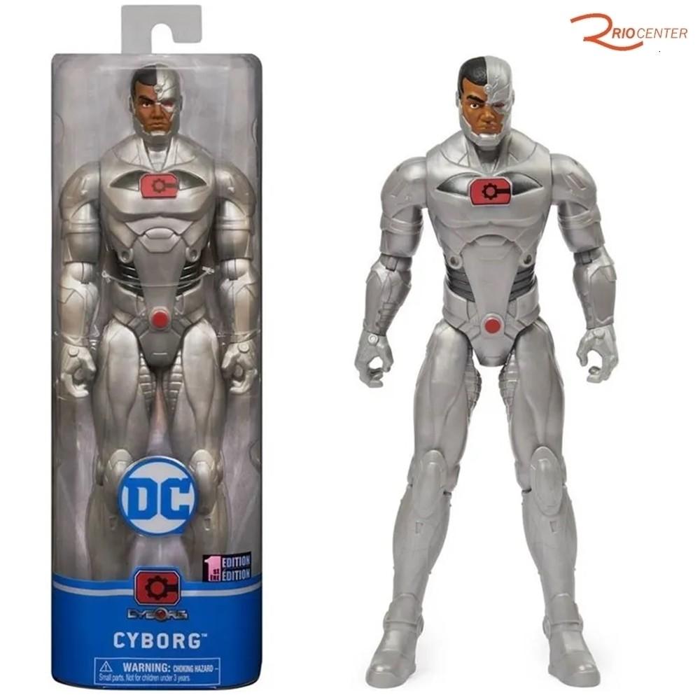Brinquedo Sunny Cyborg Articulado 30cm +3a
