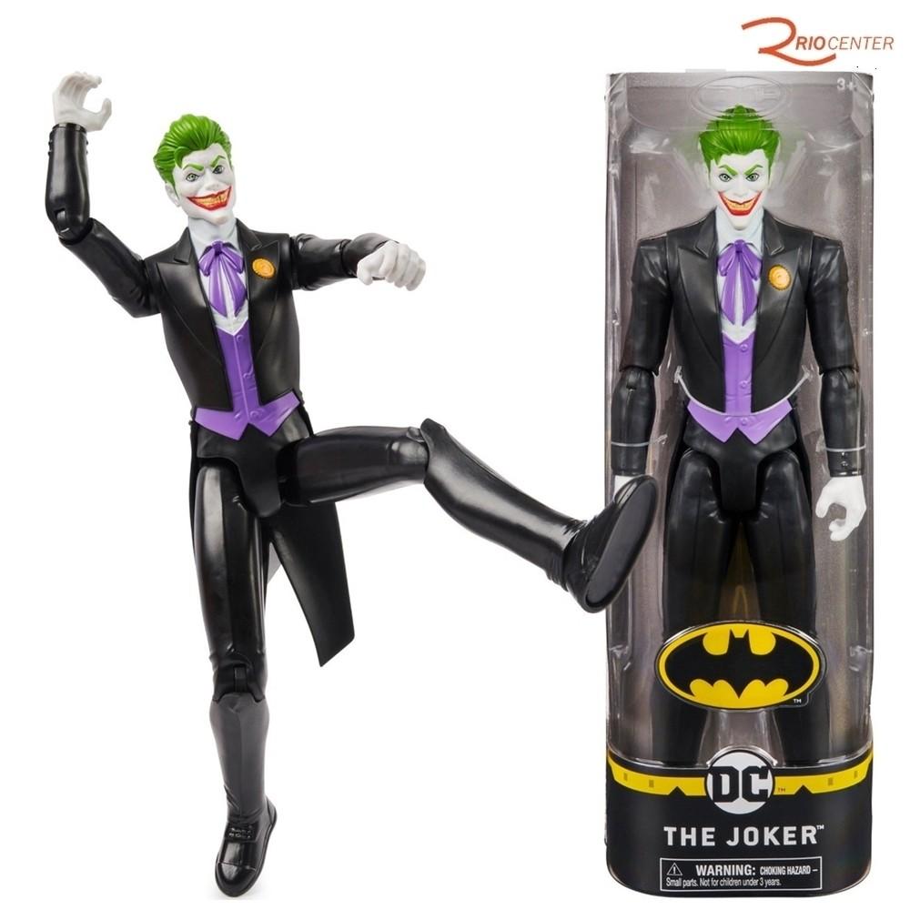 Brinquedo Sunny The Joker Articulado Coleção Batman - 30cm +3a