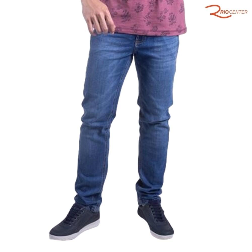 Calça AD Jeans Sardenha III Masculina Reta
