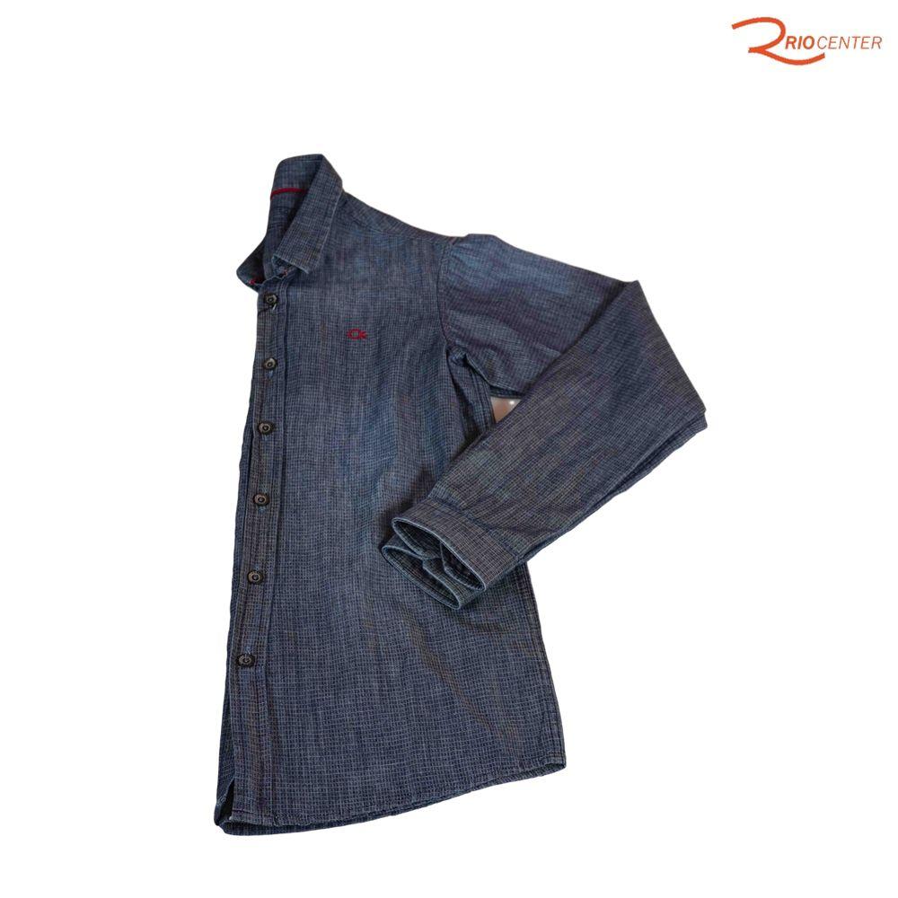 Camisa Ogochi Infantil ML