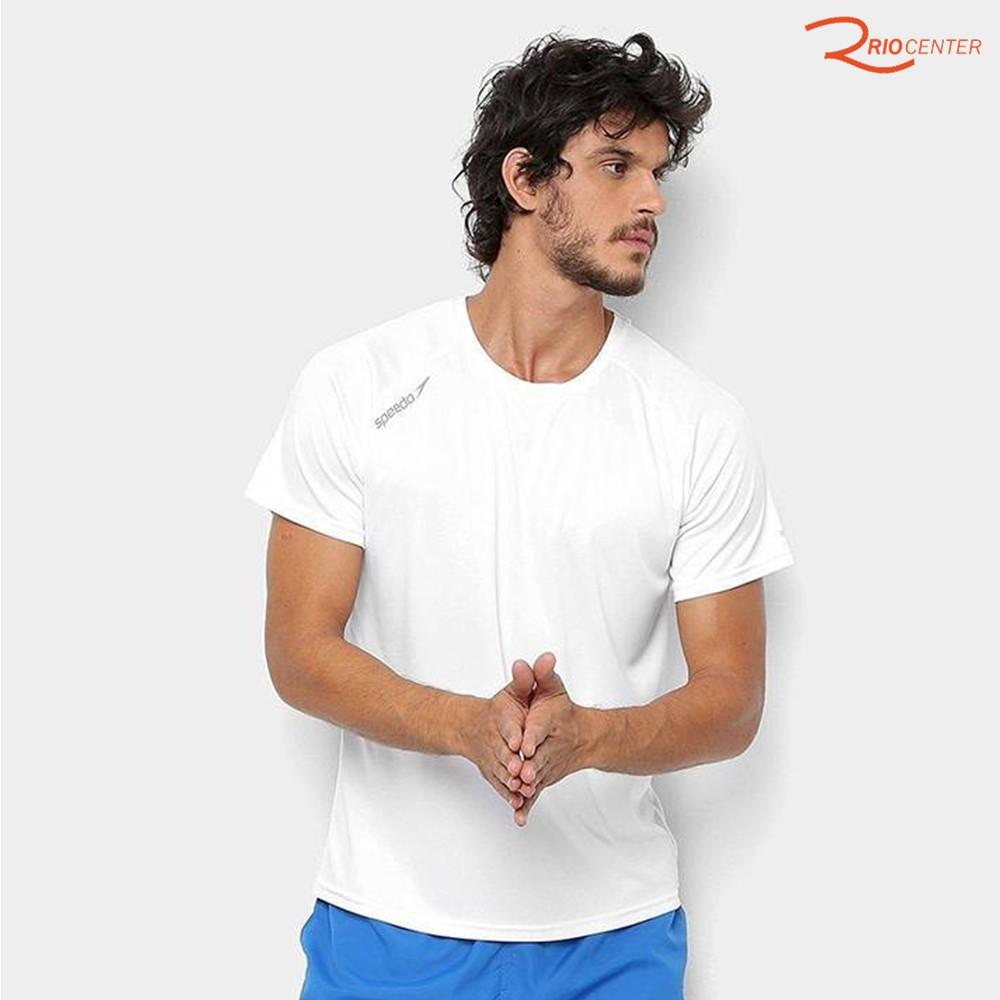 Camiseta Speedo Raglan Basic Branco