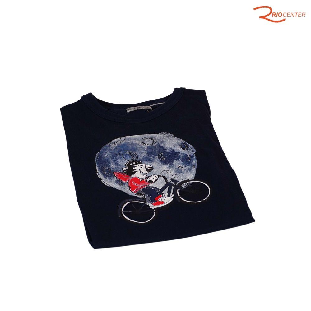 Camiseta Tigor Silk Bicicleta