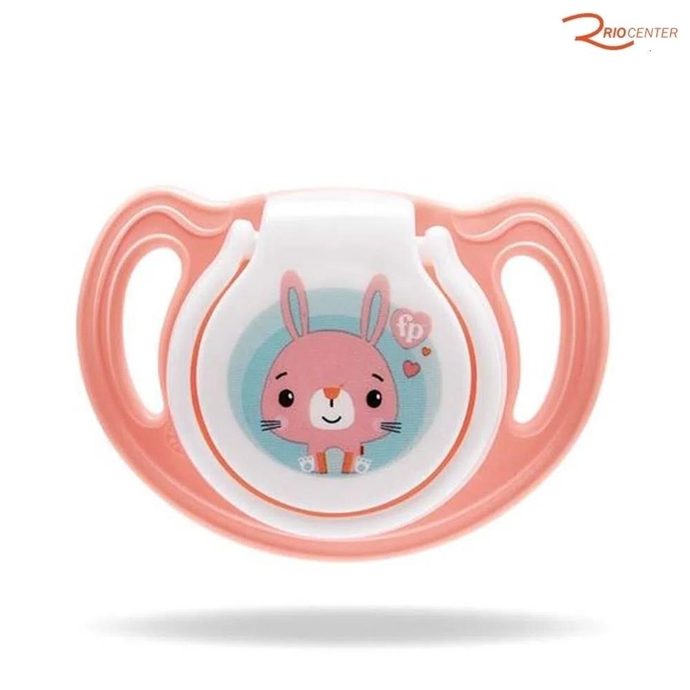 Chupeta Fisher-Price Soft Rosa 6-18m