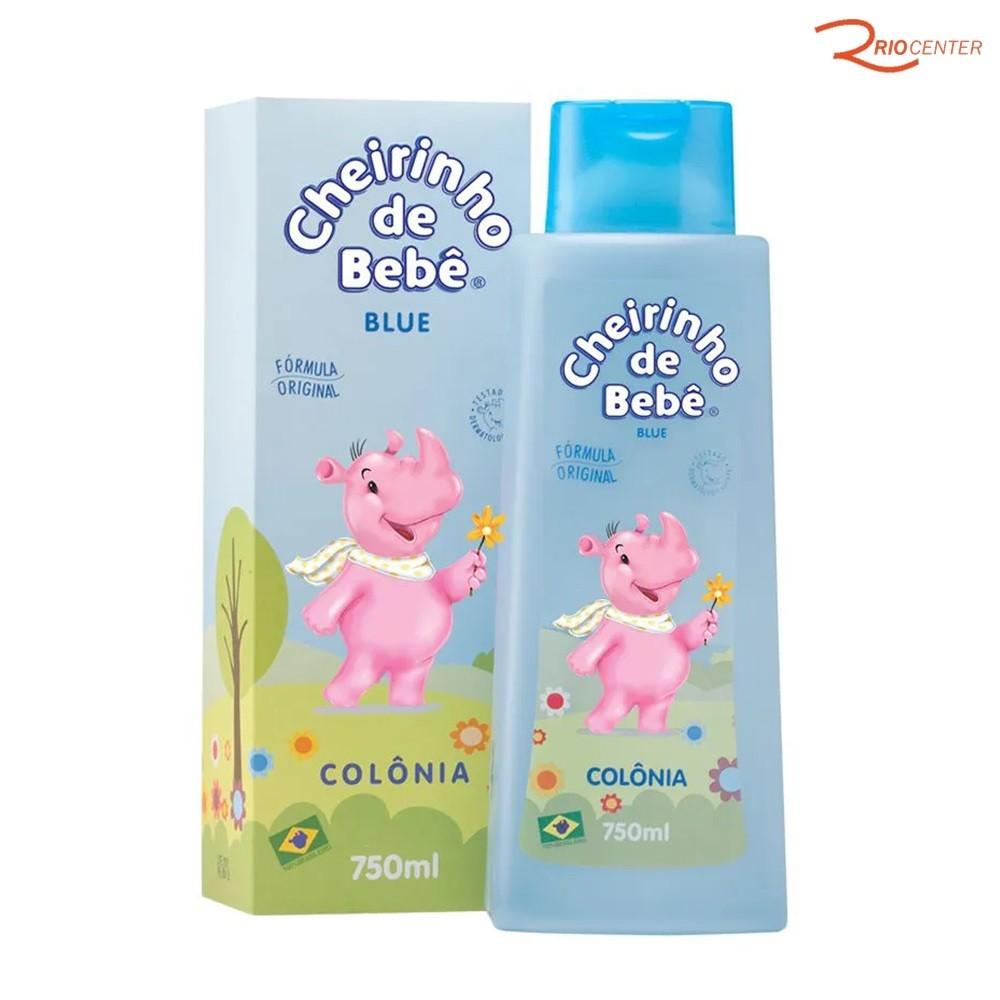 Colônia Kanitz Cheirinho de Bebê Blue - 750ml