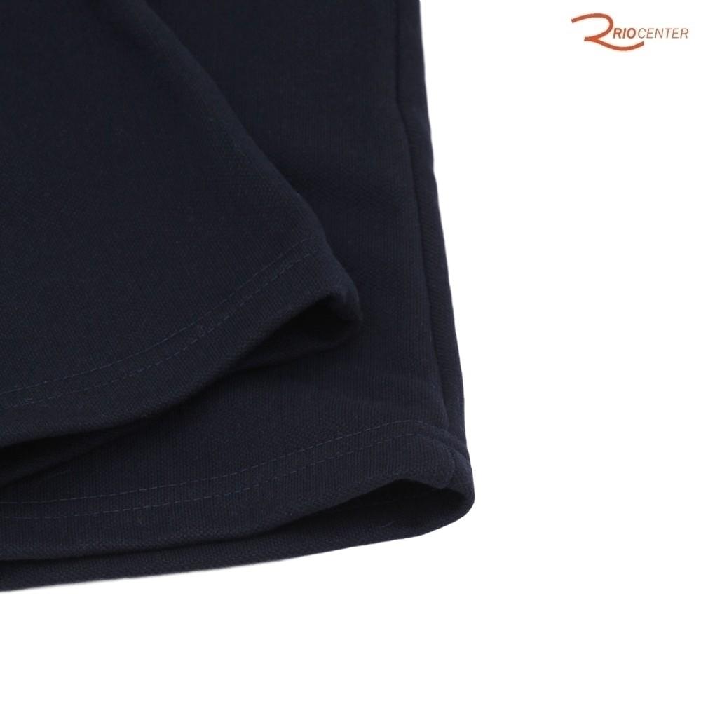 Conjunto Colorittá Curto Infantil Surf Cinza/Azul Marinho