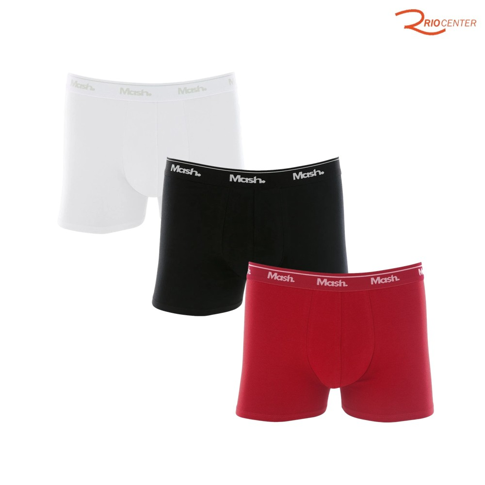 Cueca Mash Boxer Cotton - 170.26