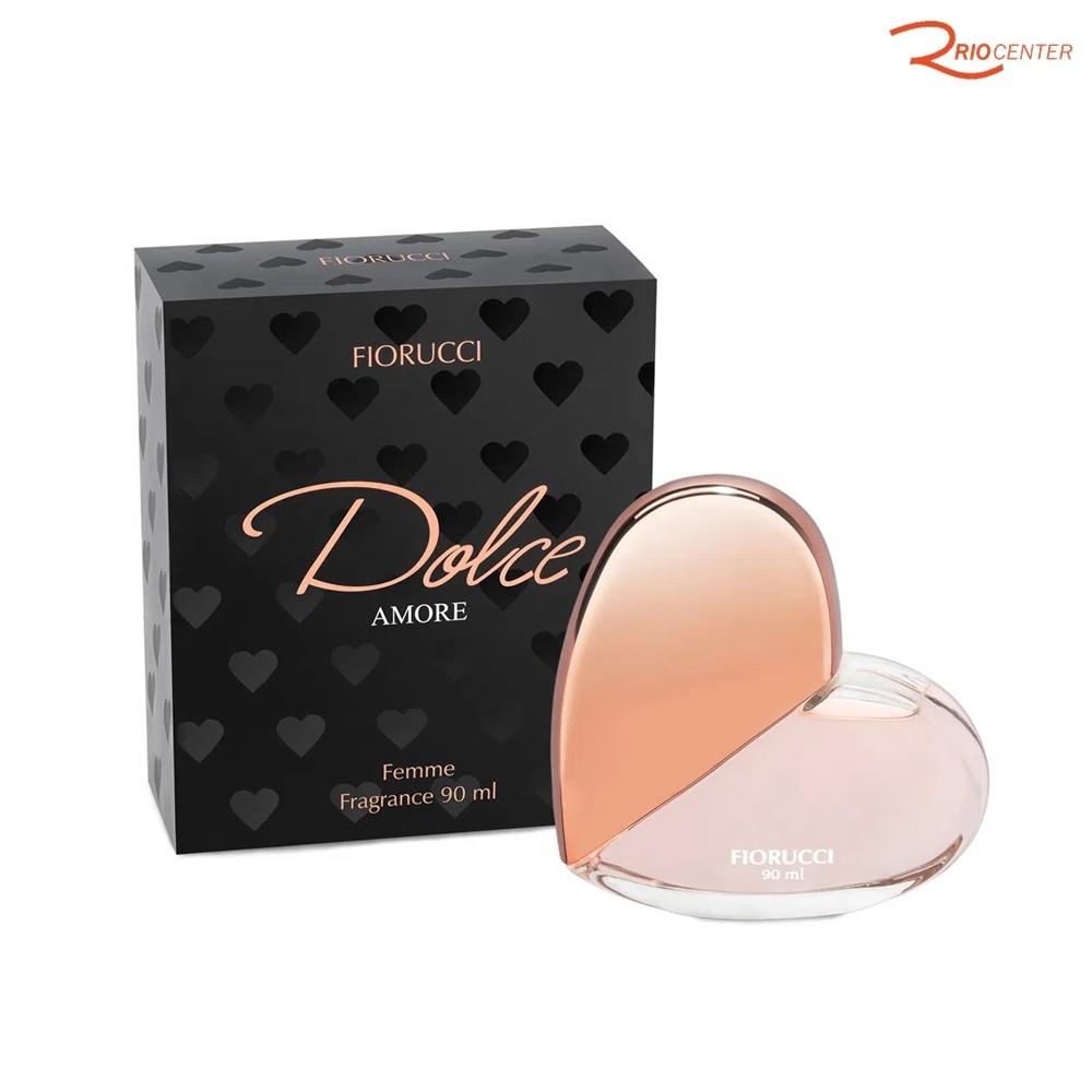 Deo Colônia Fiorucci Dolce Amore - 90ml